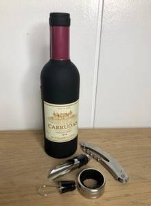 Bilde av Vinflaske, gavepakning med