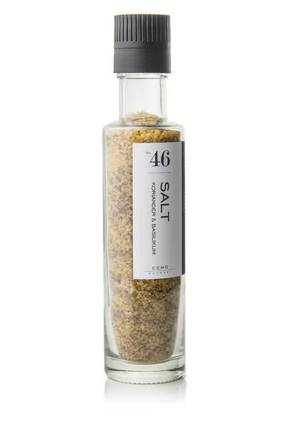 Cemo Salt Koriander & Basilikum