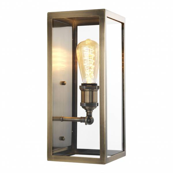 Eichholtz Irving Wall Lamp, messing
