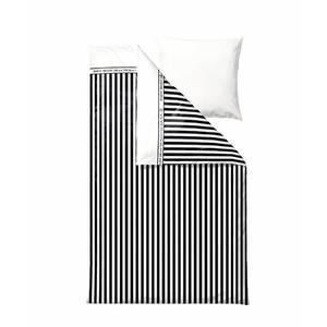 Bilde av Sateng sengesett stripete