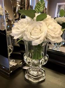 Bilde av Sussex Crystal Vase M H:20cm