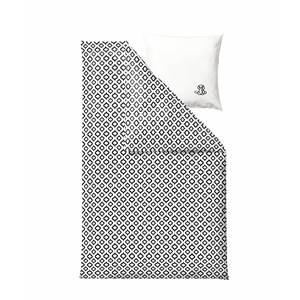 Bilde av Sateng sengesett quatrefoil