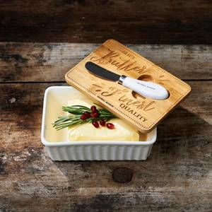 Bilde av Finest Quality Butter Dish by