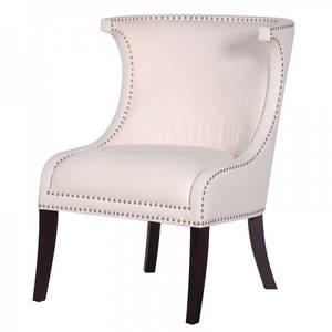 Bilde av Ivory studded chair