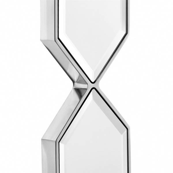 Eichhholtz Sarong Mirror Silver, H110cm