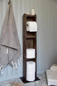 Bilde av WC rullholder av gamle