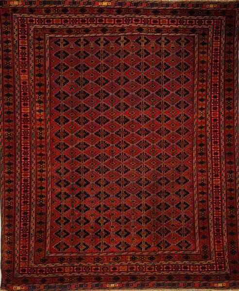 Bilde av ASfgansk Herati kelim str 188 x 158
