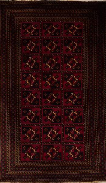 Bilde av Old Afghansk belutch str 133 x 84