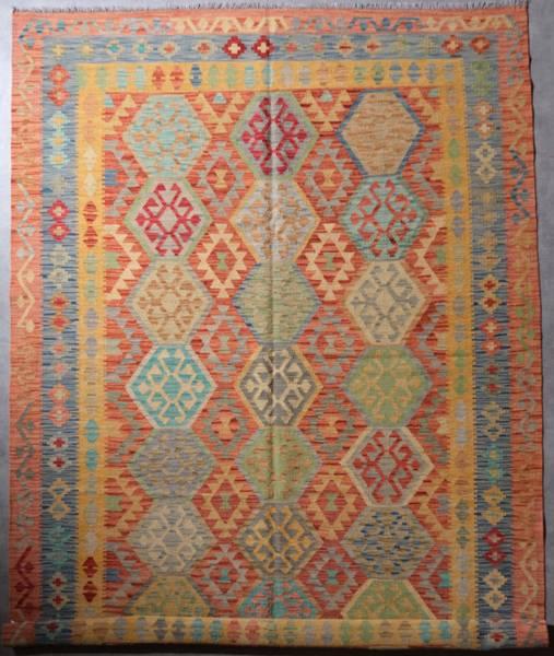 Bilde av Afghan kelim str 249 x 177