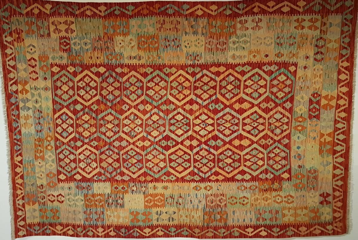 Afghansk kelim str 259x 181