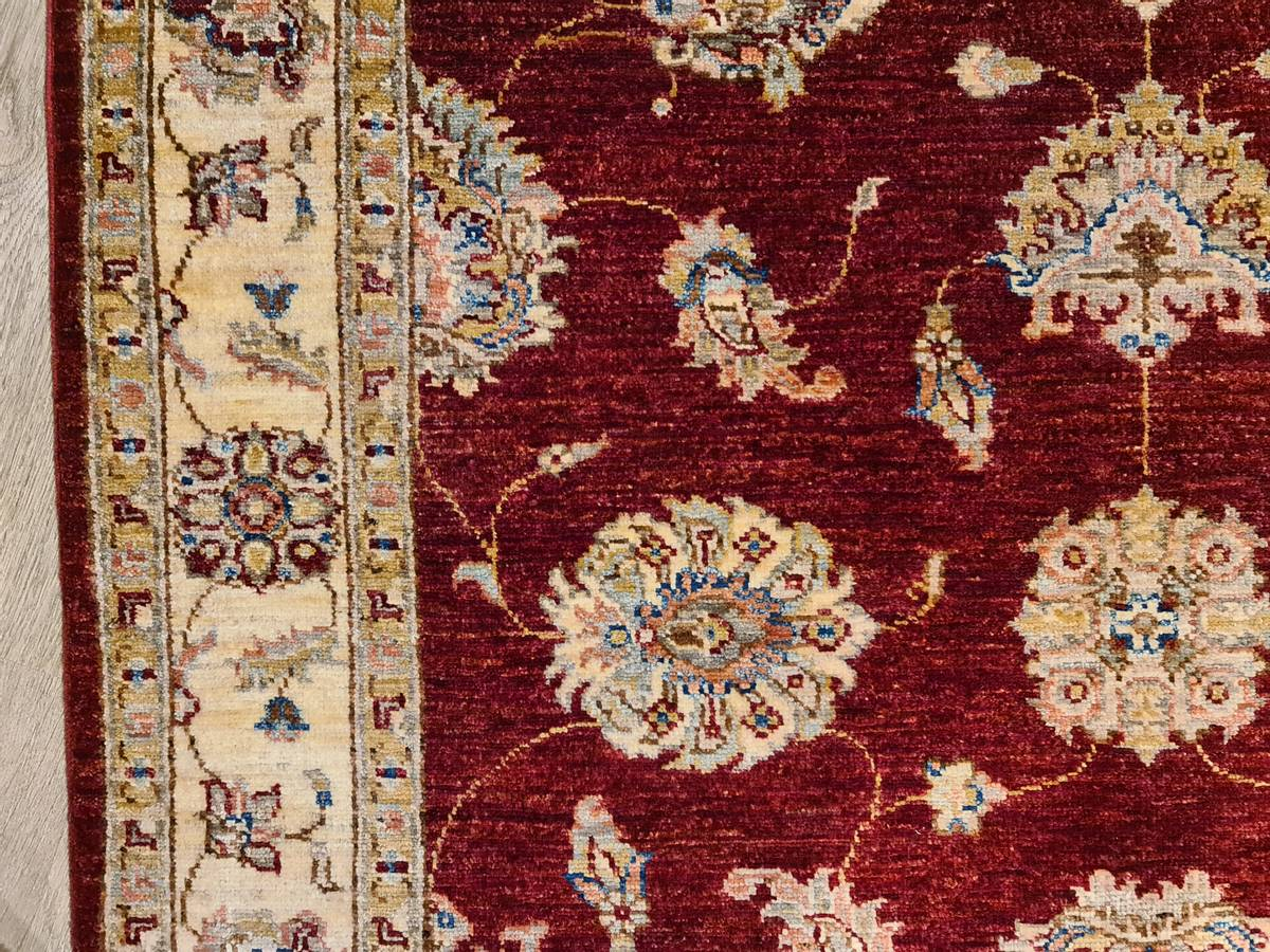 Afghansk Ziegler str 193 x 127
