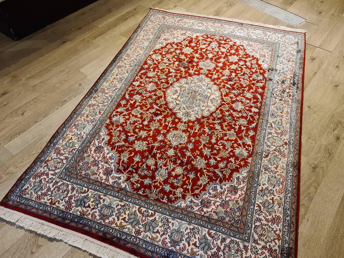 Kashmir silke  str 187 x 127