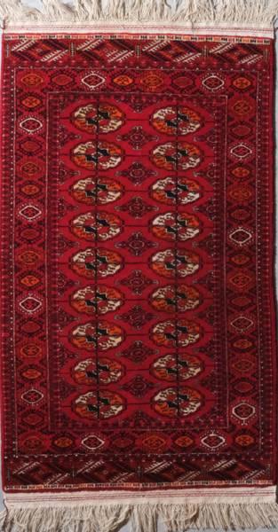 Bilde av Turkmensk Bokara str 126 x 80