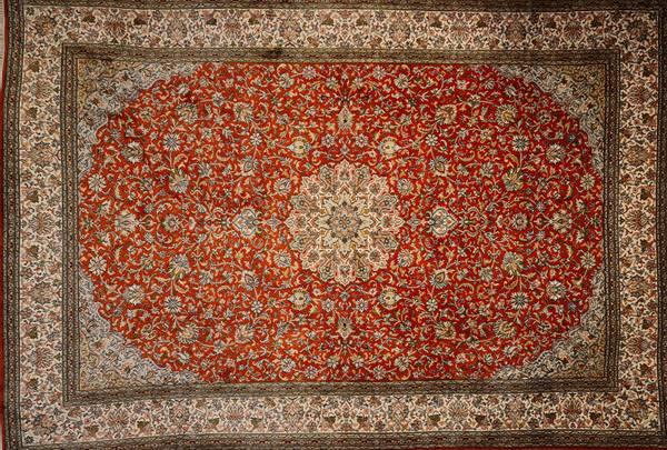Bilde av Kashmir silke str 252 x 174