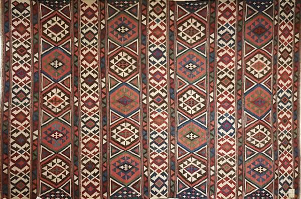 Bilde av Antikk kaukasisk kelim str 300 x 200
