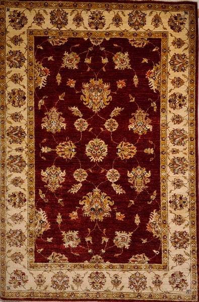 Bilde av Afghansk Ziegler str 183 x 122
