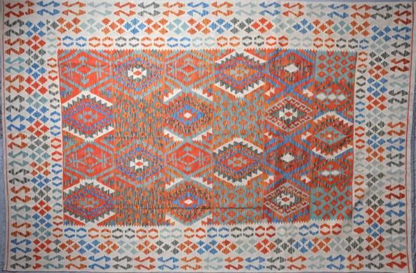 Bilde av Afghansk kelim str 306 x 206