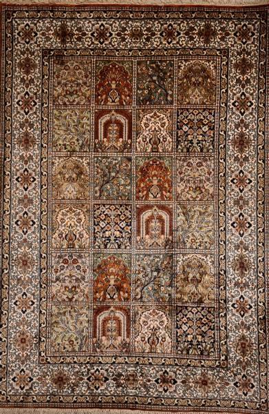 Bilde av Kashmir silke str 187 x 126