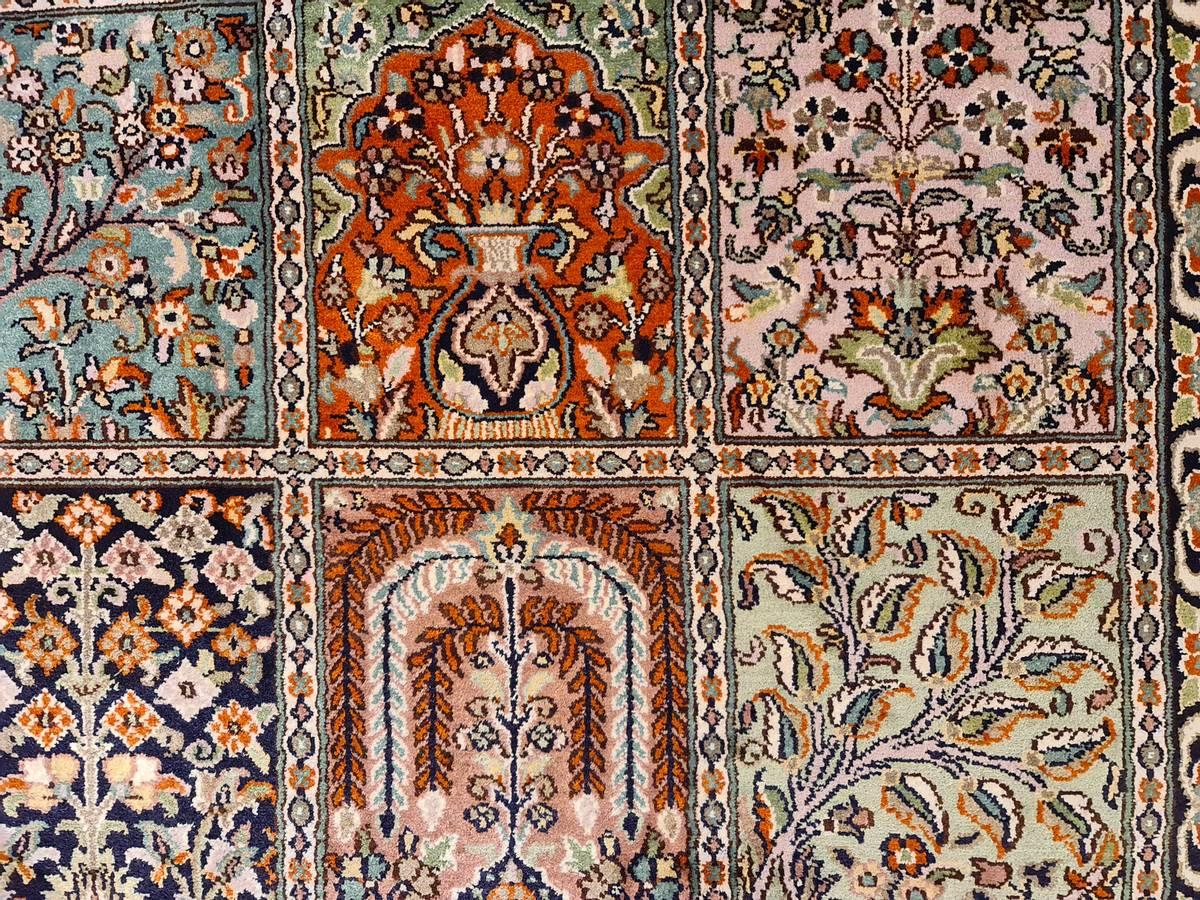 Kashmir silke str 187 x 126