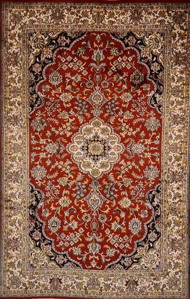 Bilde av Kashmir silke str 189 x 124