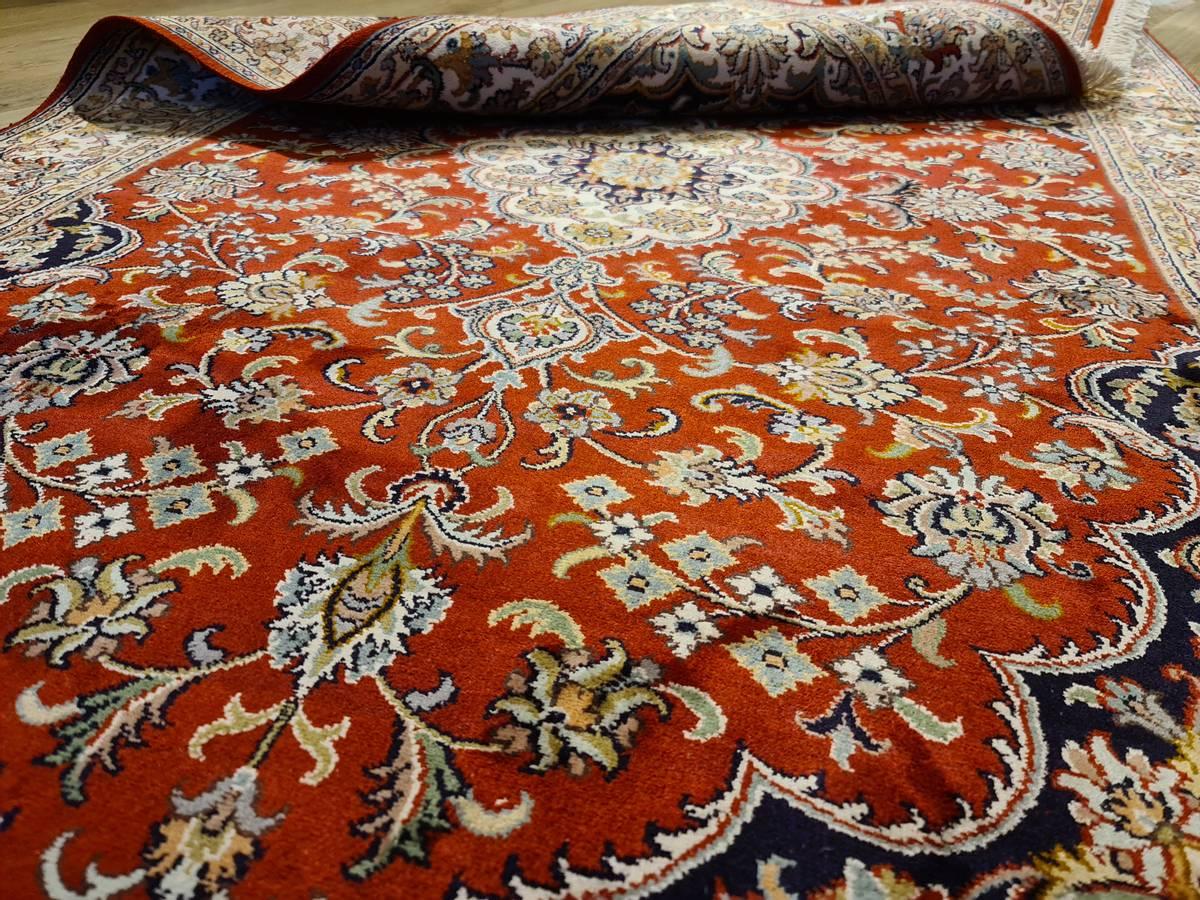 Kashmir silke str 189 x 124