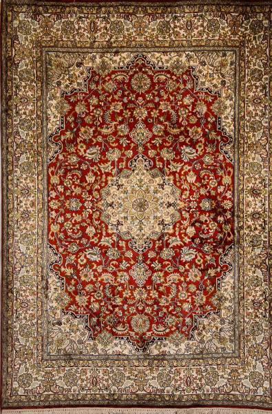Bilde av Kashmir silke str 185 x 127