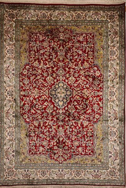 Bilde av Kashmir silke str 180 x 128