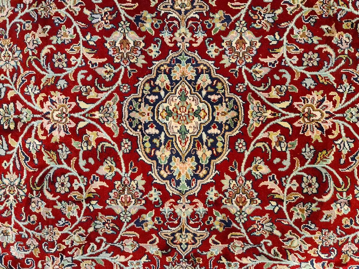Kashmir silke str 180 x 128
