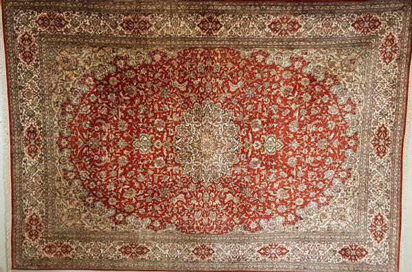 Bilde av Kashmir silke str 276 x 196