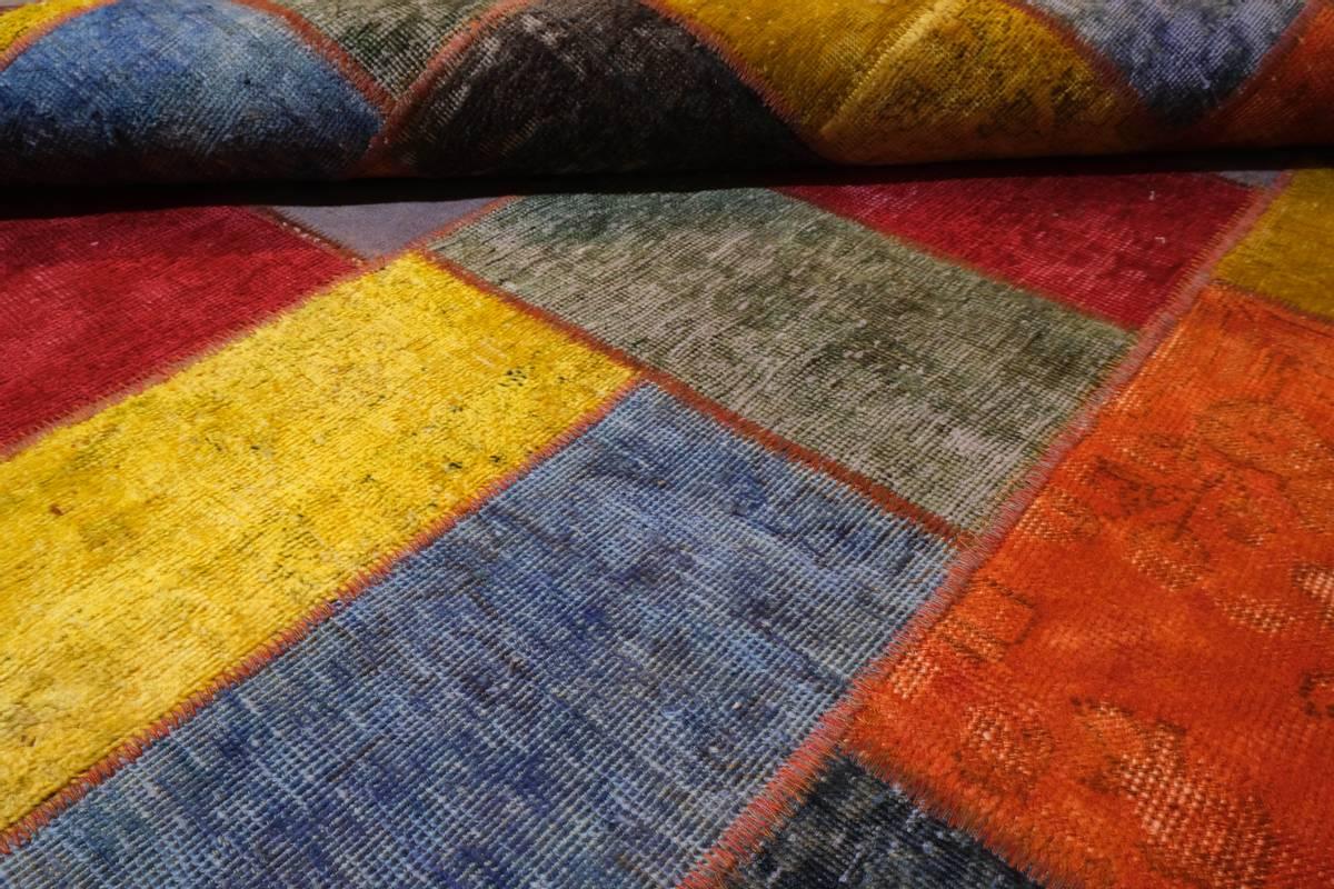 Persisk patchwork str 203 x 150