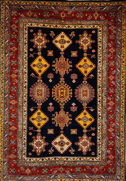 Bilde av Afghansk Kazak 211 x 150