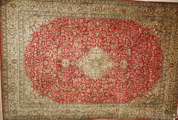 Bilde av Kashmir silke str 317 x 219