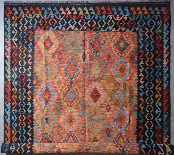 Bilde av Afghansk kelim str 296 x 210