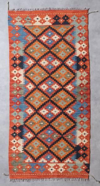 Bilde av Afghansk kelim str 148 x 72