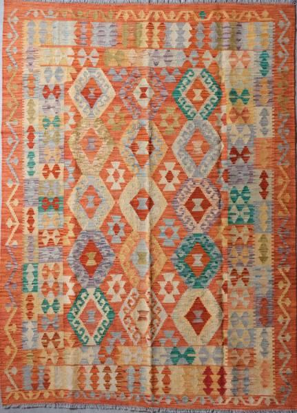 Bilde av Afghansk kelim str 211 x 155