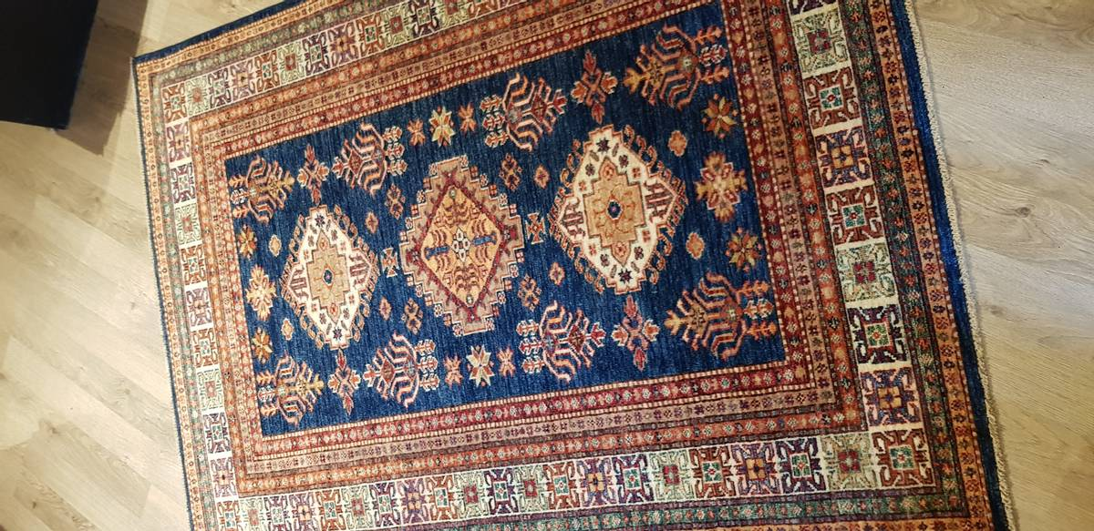 Afgansk Kazak str 169 x 125