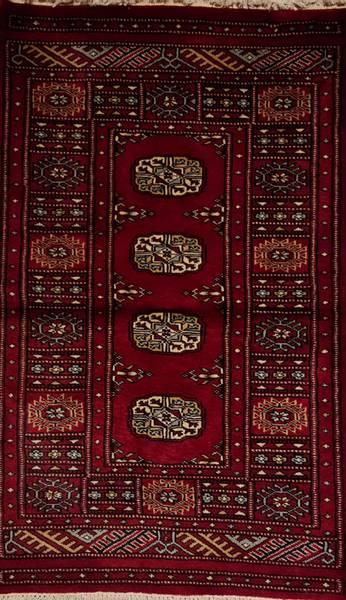 Bilde av Pakistansk Bokara str 124 x 77
