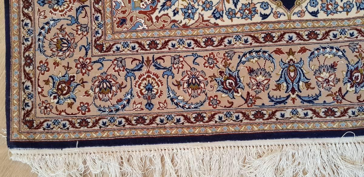 Persisk Isfehan med silke str 176 x 112