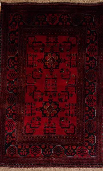 Bilde av Afghan messi fine str 124 x 81
