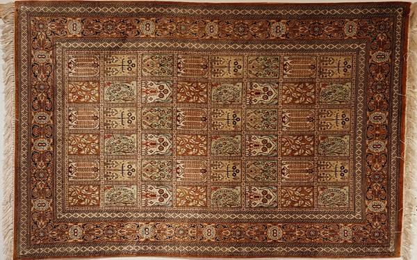 Bilde av Persisk qum helsilke str 150 x 98