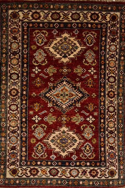 Bilde av Afghansk Kazak str 119 x 84