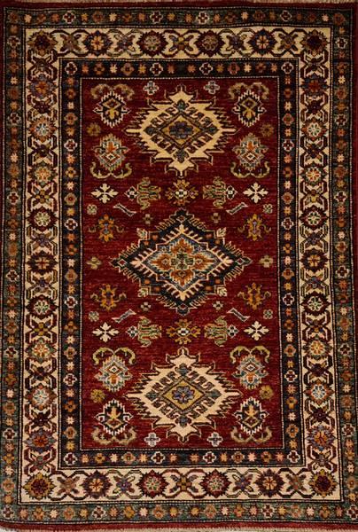 Bilde av Afghansk Kazak str 123 x 86