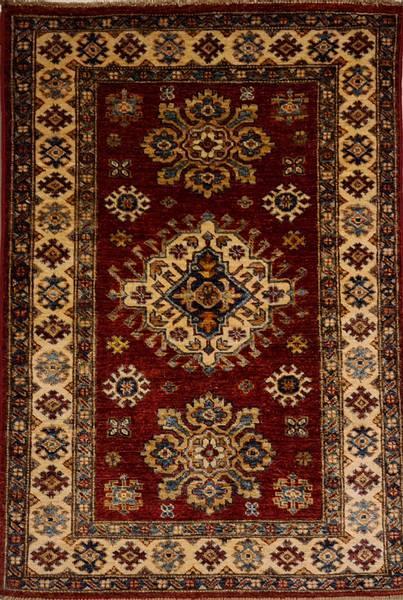 Bilde av Afghansk Kazak str 120 x 83
