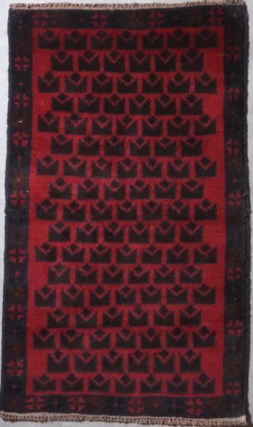 Bilde av Afghansk Beluch str 133 x 78