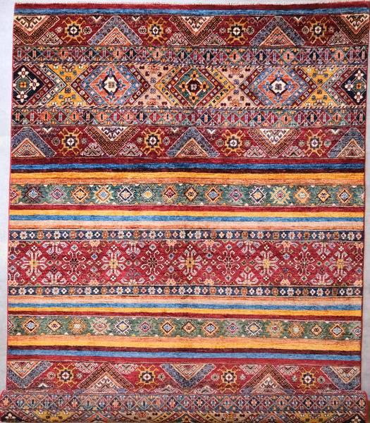 Bilde av Afghansk Korjiin str 249 x 180