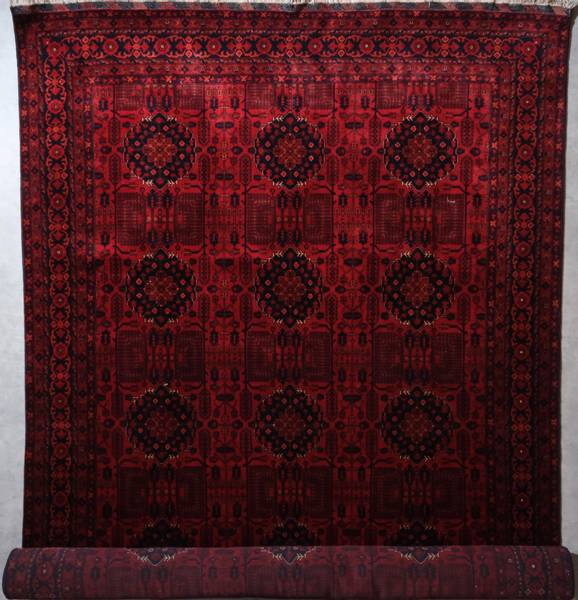 Bilde av Afghan messi fine str 299 x 200