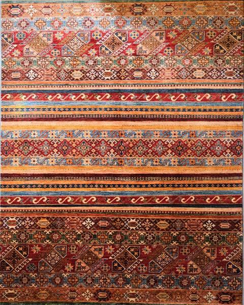 Bilde av Afghansk korjiin str 229 x 183