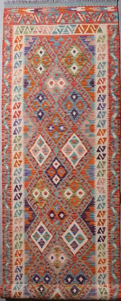 Bilde av Afghansk kelim str  296 x 84