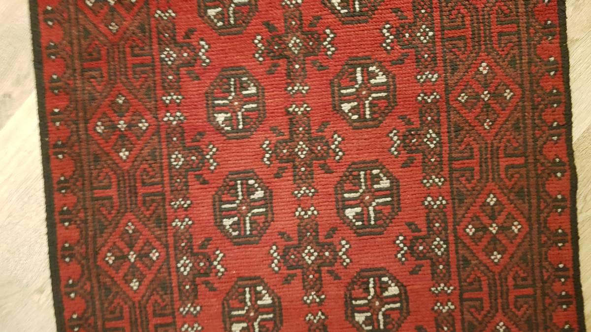 Afgansk bokara str 193 x 81