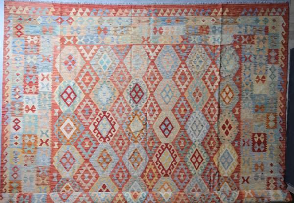 Bilde av Afghansk kelim str 390 x 315